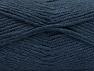 Fiber Content 50% Wool, 50% Acrylic, Navy, Brand ICE, fnt2-58383
