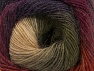 Fiber Content 60% Premium Acrylic, 20% Alpaca, 20% Wool, Purple, Orange, Brand ICE, Green, Cream, Camel, Burgundy, fnt2-58402