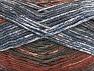 Fiber Content 50% Premium Acrylic, 50% Cotton, Brand ICE, Grey Shades, Brown Shades, Yarn Thickness 2 Fine  Sport, Baby, fnt2-58411