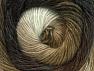 Fiber Content 60% Premium Acrylic, 20% Alpaca, 20% Wool, Brand ICE, Brown Shades, Yarn Thickness 2 Fine  Sport, Baby, fnt2-58416