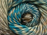 Fiber Content 70% Wool, 30% Acrylic, Turquoise, Brand ICE, Grey, Brown Shades, Yarn Thickness 5 Bulky  Chunky, Craft, Rug, fnt2-58445