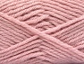 Fiber Content 72% Premium Acrylic, 3% Metallic Lurex, 25% Wool, Light Pink, Brand ICE, fnt2-58455