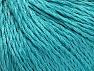 Fiber Content 40% Bamboo, 35% Cotton, 25% Linen, Turquoise, Brand ICE, fnt2-58480