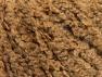 Fiber Content 8% Nylon, 65% Acrylic, 27% Wool, Brand ICE, Camel, fnt2-58487