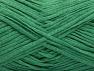 Fiber Content 74% Cotton, 26% Silk, Brand ICE, Green, fnt2-58545