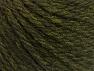 Fiber Content 60% Acrylic, 40% Wool, Brand ICE, Dark Green, fnt2-58569