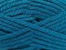 Fiber Content 60% Acrylic, 40% Wool, Turquoise, Brand ICE, fnt2-58600