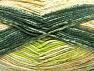 Fiber Content 50% Cotton, 50% Premium Acrylic, Brand ICE, Green Shades, fnt2-58689