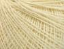 Fiber Content 50% Acrylic, 50% Wool, Brand ICE, Cream, fnt2-58844