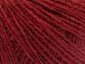 Fiber Content 50% Acrylic, 50% Wool, Brand ICE, Burgundy, fnt2-58876