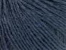 Fiber Content 50% Wool, 50% Acrylic, Navy, Brand ICE, fnt2-58936
