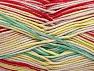 Fiber Content 100% Mercerised Cotton, Yellow, Red, Light Pink, Brand ICE, Green, Beige, fnt2-58988