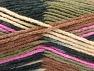 Fiber Content 80% Acrylic, 20% Polyamide, Pink, Khaki, Brand ICE, Cream, Brown, Black, fnt2-58995