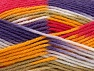 Fiber Content 80% Acrylic, 20% Polyamide, Yellow, White, Lilac, Brand ICE, Fuchsia, Beige, fnt2-58998