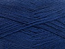 Fiber Content 75% Superwash Wool, 25% Polyamide, Navy, Brand ICE, fnt2-59000