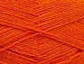 Fiber Content 75% Superwash Wool, 25% Polyamide, Orange, Brand ICE, fnt2-59001