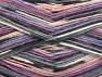 Fiber Content 75% Superwash Wool, 25% Polyamide, Orchid, Lilac, Light Pink, Brand ICE, Grey, fnt2-59008