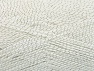 Fiber Content 96% Premium Acrylic, 4% Metallic Lurex, White, Silver, Brand ICE, fnt2-59054