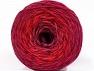 Fiber Content 75% Superwash Wool, 25% Polyamide, Red Shades, Orange, Lilac, Brand ICE, fnt2-59067