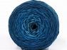 Fiber Content 75% Superwash Wool, 25% Polyamide, Turquoise Shades, Brand ICE, Blue, fnt2-59070