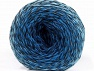 Fiber Content 75% Superwash Wool, 25% Polyamide, Brand ICE, Blue Shades, Black, fnt2-59071