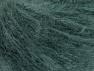 Fiber Content 70% Acrylic, 20% Mohair, 10% Wool, Brand ICE, Hunter Green, fnt2-59088