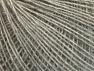 Fiber Content 50% Acrylic, 30% Wool, 20% Mohair, Brand ICE, Grey Melange, fnt2-59093