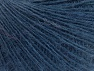 Fiber Content 50% Acrylic, 30% Wool, 20% Mohair, Navy, Brand ICE, fnt2-59103