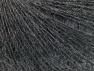 Fiber Content 50% Acrylic, 30% Wool, 20% Mohair, Brand ICE, Dark Grey, fnt2-59201