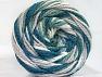 Fiber Content 50% Acrylic, 50% Polyamide, White, Teal, Khaki, Brand ICE, Beige, fnt2-59354