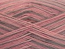 Fiber Content 75% Superwash Wool, 25% Polyamide, Pink Shades, Light Camel, Brand ICE, fnt2-59494