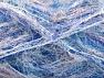 Fiber Content 60% Acrylic, 40% Polyamide, White, Lilac Shades, Light Salmon, Brand ICE, fnt2-59683