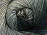 Fiber Content 70% Acrylic, 30% Merino Wool, Brand ICE, Grey Shades, Black, fnt2-59768