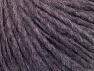 Fiber Content 50% Acrylic, 50% Wool, Lavender Melange, Brand ICE, fnt2-59821