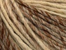 Fiber Content 50% Wool, 50% Acrylic, Brand ICE, Cream, Brown Shades, fnt2-59841