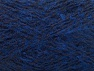 Fiber Content 40% Angora, 25% Polyamide, 20% Acrylic, 15% Mohair, Navy, Brand ICE, Blue, fnt2-59980