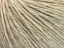Fiber Content 55% Baby Alpaca, 45% Superwash Extrafine Merino Wool, Light Grey Melange, Brand ICE, fnt2-59996
