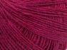 Fiber Content 50% Wool, 50% Acrylic, Brand ICE, Fuchsia Melange, fnt2-60028