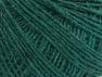 Fiber Content 50% Wool, 50% Acrylic, Brand ICE, Dark Green, fnt2-60042