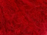 Fiber Content 45% Acrylic, 25% Wool, 20% Mohair, 10% Polyamide, Red, Brand ICE, fnt2-60070