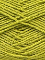 Fiber Content 55% Virgin Wool, 5% Cashmere, 40% Acrylic, Brand Ice Yarns, Green, Yarn Thickness 2 Fine  Sport, Baby, fnt2-21119