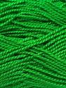 Fiber Content 100% Acrylic, Brand ICE, Green, Yarn Thickness 1 SuperFine  Sock, Fingering, Baby, fnt2-24603