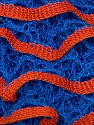 Fiber Content 100% Acrylic, Brand ICE, Copper, Blue, Yarn Thickness 6 SuperBulky  Bulky, Roving, fnt2-25526