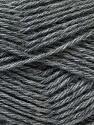 Fiber Content 70% Dralon, 30% Alpaca, Brand ICE, Grey, Yarn Thickness 4 Medium  Worsted, Afghan, Aran, fnt2-25669