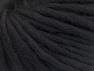 Fiber Content 100% Australian Wool, Brand Ice Yarns, Black, Yarn Thickness 6 SuperBulky  Bulky, Roving, fnt2-26148