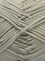 Fiber Content 100% Polyester, Yarn Thickness Other, Brand Ice Yarns, Grey, fnt2-27082