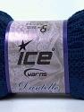 Fiber Content 65% Nylon, 35% Acrylic, Navy, Brand ICE, Yarn Thickness 6 SuperBulky  Bulky, Roving, fnt2-30613