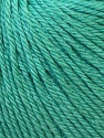 Fiber Content 50% Silk, 30% Merino Superfine, 20% Cashmere, Brand Ice Yarns, Emerald Green, Yarn Thickness 3 Light  DK, Light, Worsted, fnt2-30786