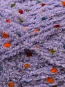 Fiber Content 85% Micro Fiber, 15% Polyamide, Lilac, Brand Ice Yarns, Yarn Thickness 5 Bulky  Chunky, Craft, Rug, fnt2-32848
