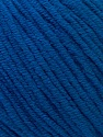 Fiber Content 50% Cotton, 50% Acrylic, Brand Ice Yarns, Bright Blue, Yarn Thickness 3 Light  DK, Light, Worsted, fnt2-33064